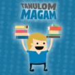 """Kép 2/2 - Tanulom Magam """"logo"""" bögre"""