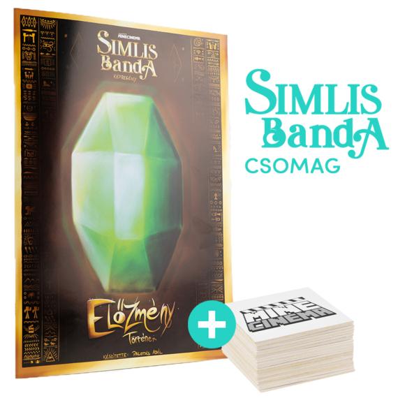 Simlis Banda csomag