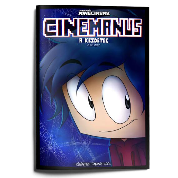 """CineManus """"A kezdetek"""" képregény"""
