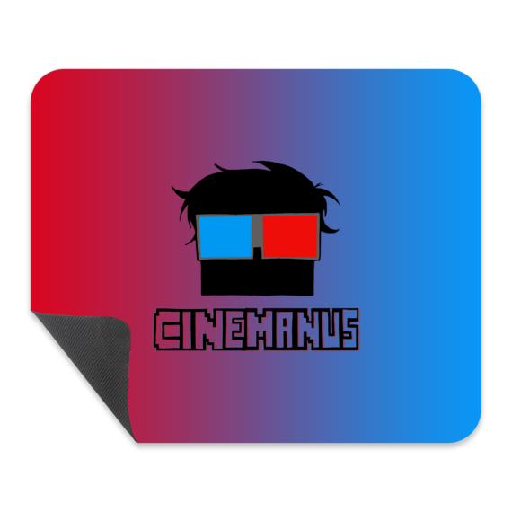 """CineManus """"sziluett"""" egérpad"""